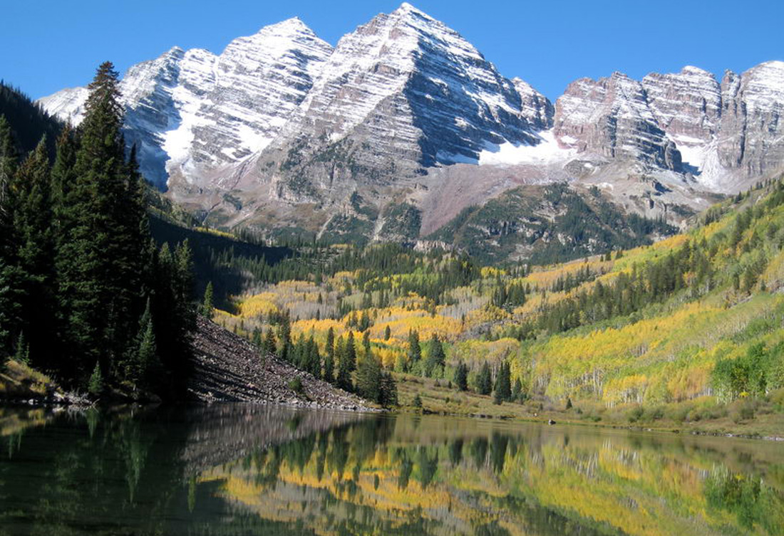 Live Boldly Coaching Colorado Backpacking retreat