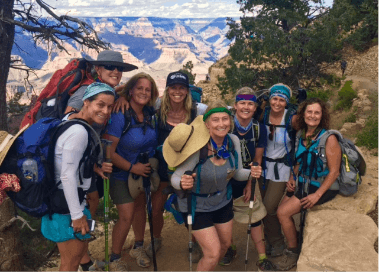 Live Boldly Hiking Retreats