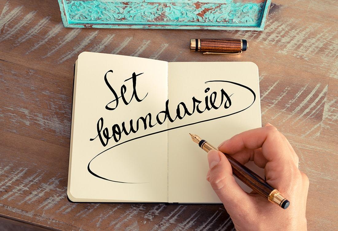 Live Boldly Coaching Boundary Setting Workshop