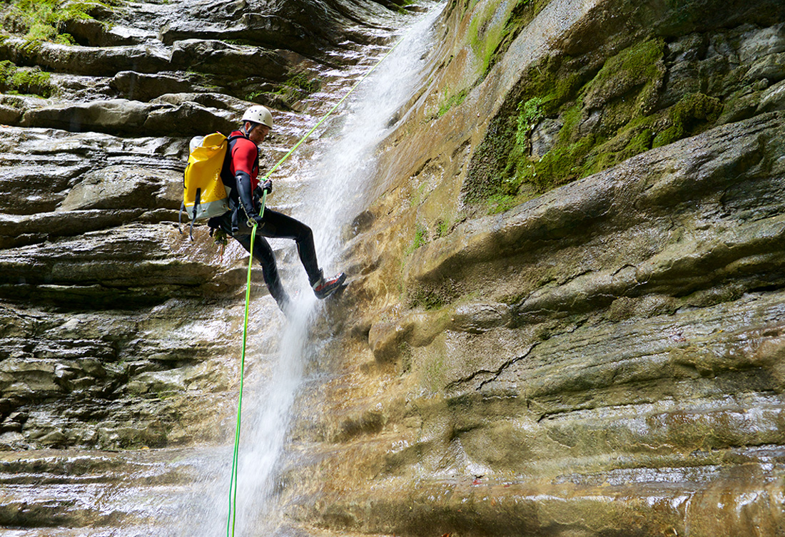 Live Boldly Canyoneering & Coaching Retreat