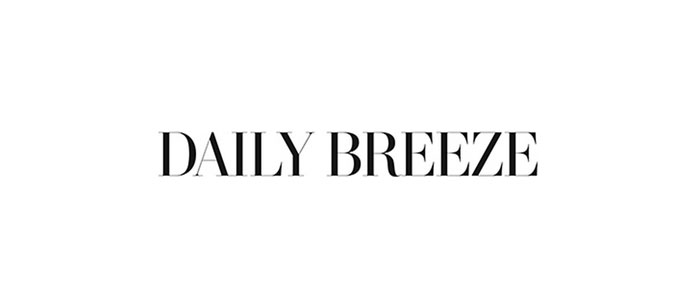 the daily breeze logo