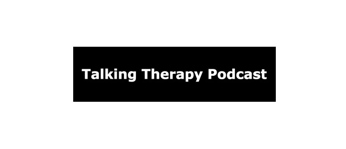 talking therapy podcast logo