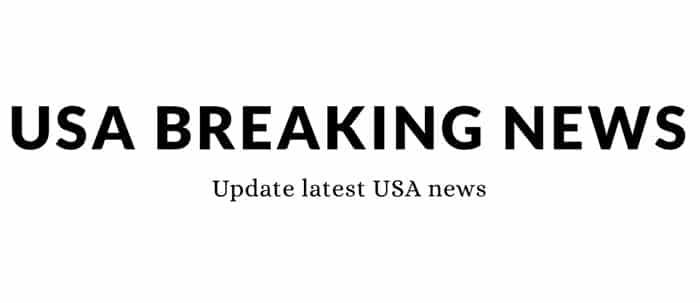 USA Breaking news logo