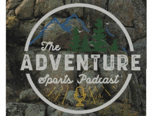 Sara Schulting-Kranz on the Adventure Sports Podcast