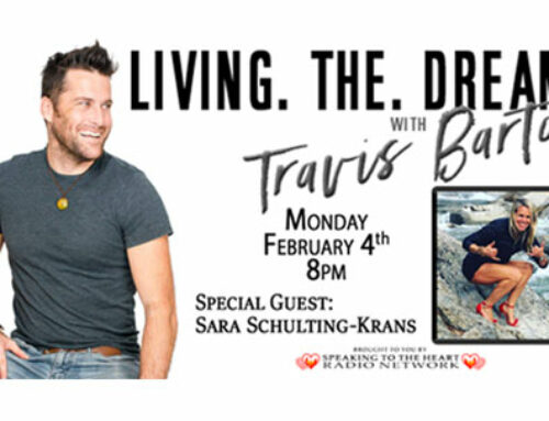Sara Schulting-Kranz on the Living the Dream Podcast