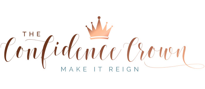 The Confidence Crown Podcast Logo