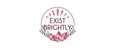 Exist Brightly Podcast logo