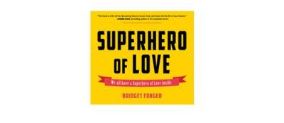superhero of love logo
