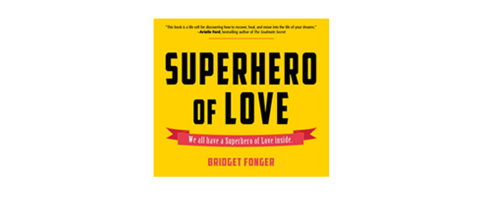 superhero of love logo