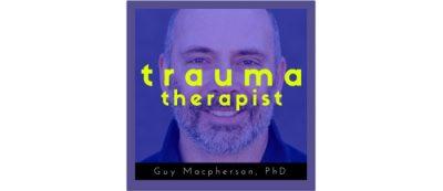 The Trauma Therapist Podcast logo
