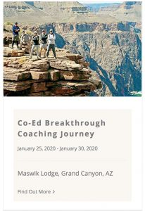 Live Boldly Coaching Retreat - January 2020