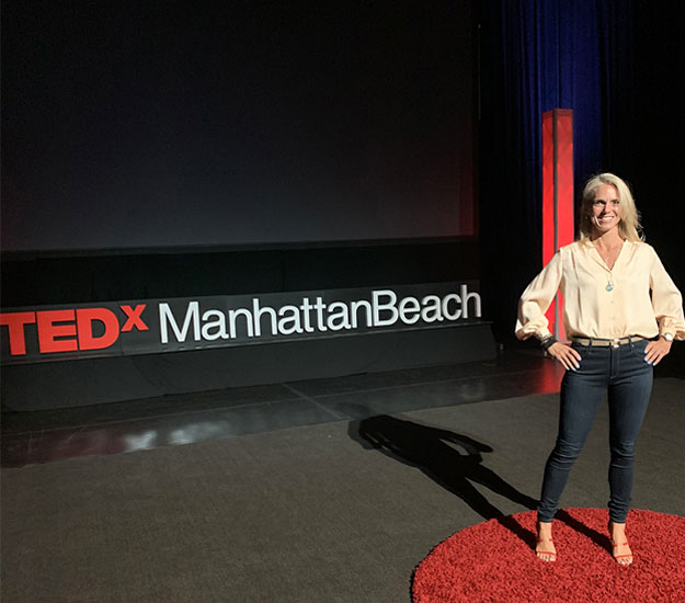 Sara Schulting Kranz TED talk