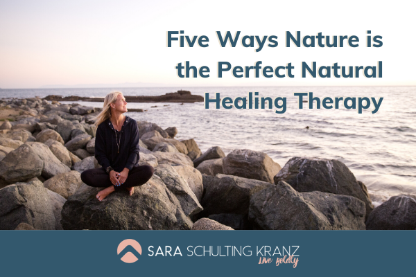 five ways nature heals image