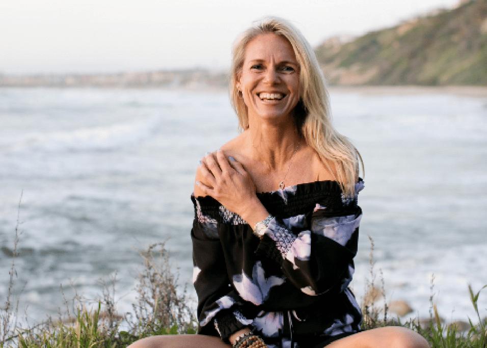 Sara Schulting Kranz at PV cliffs