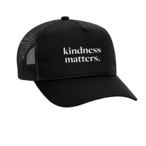 Kindness Matters Hat by Sara Schulting Kranz