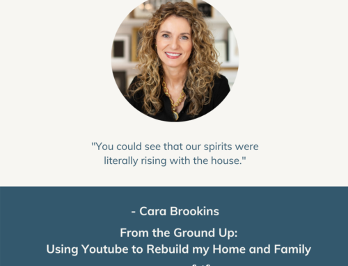 From the Ground Up: Using Youtube to Rebuild My Home and Family
